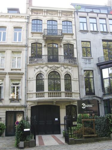 Avenue des Klauwaerts 27, 2009