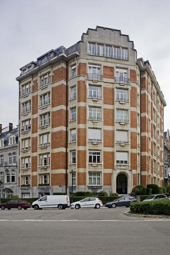 Avenue des Klauwaerts 37A-38, 2010