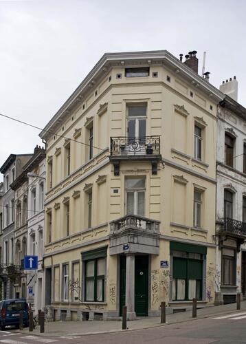 Rue Lannoy 1–56B chaussée de Vleurgat, 2010