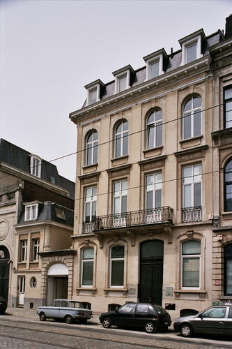 Avenue Legrand 41 et 41a, 2006