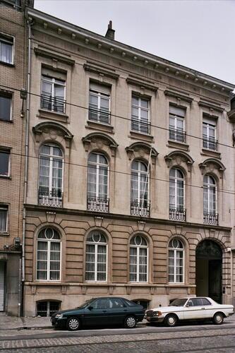 Avenue Legrand 45