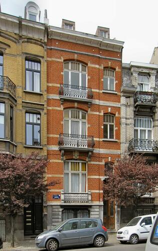 Rue des Liégeois 37, 2010