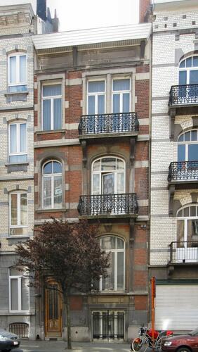 Rue des Liégeois 42, 2010
