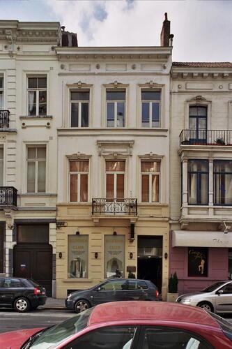 Rue de Livourne 61, 2005
