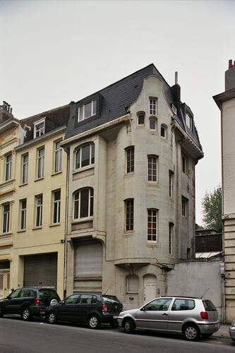 Maison personnelle de l'architecte Octave VAN RYSSELBERGHE