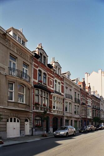 Rue Louis Hymans 16 à 38, 2006