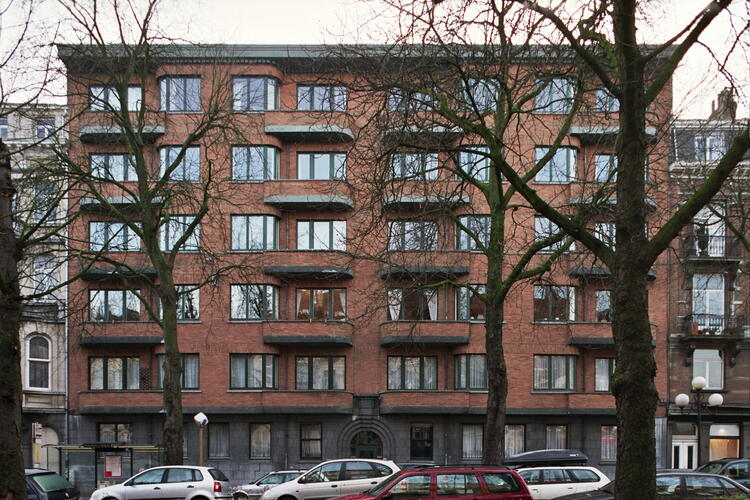 Avenue Louis Lepoutre 8, 2007