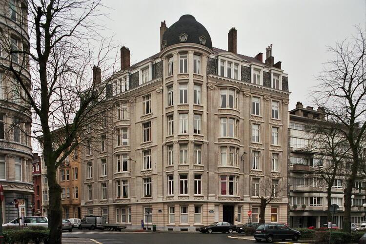 Avenue Louis Lepoutre 65, 2007