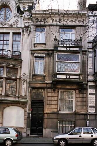Avenue Louis Lepoutre 94, 2007