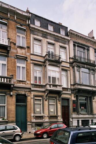 Rue du Magistrat 35, 2005