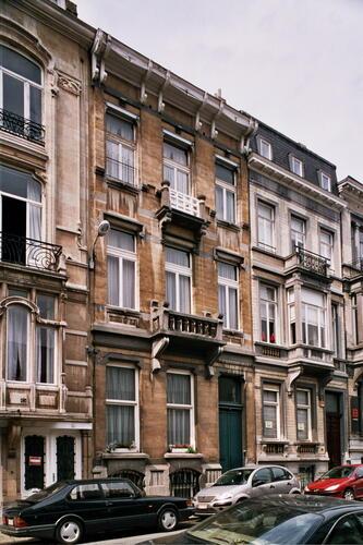 Rue du Magistrat 37
