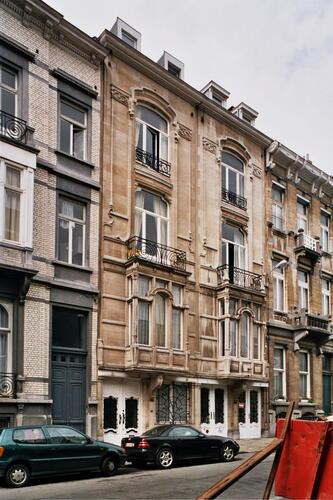 Rue du Magistrat 39, 41