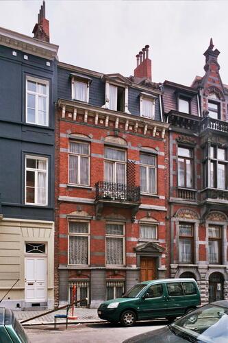 Rue du Magistrat 44, 46