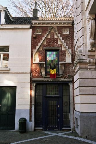 Rue Major René Dubreucq 39, 2008