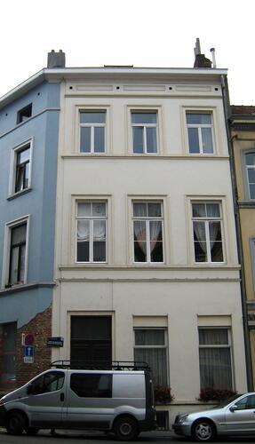 Rue Marie de Bourgondie 2, 2007