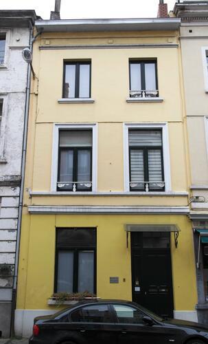 Rue Marie de Bourgondie 5, 2013