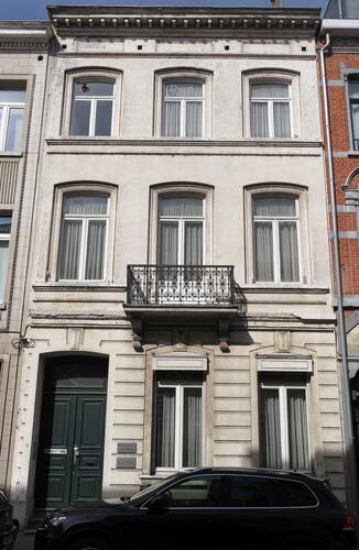 Rue Marie de Bourgondie 8, 2014