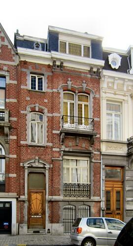 Rue Marie-Henriette 44, 2010