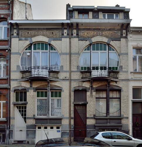 Rue Maximilien 14 et 16, 2013