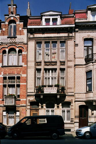 Rue des Mélèzes 7, 2005