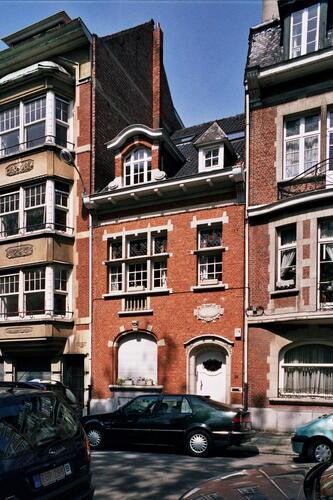 Rue des Mélèzes 25, 2005