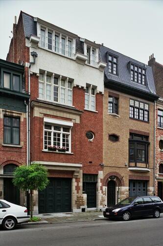 Rue Mignot Delstanche 41 et 39, 2006