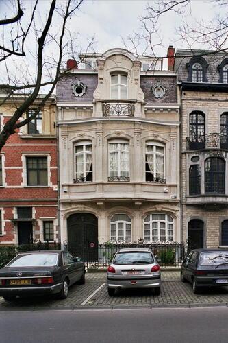 Avenue Molière 146, 2006