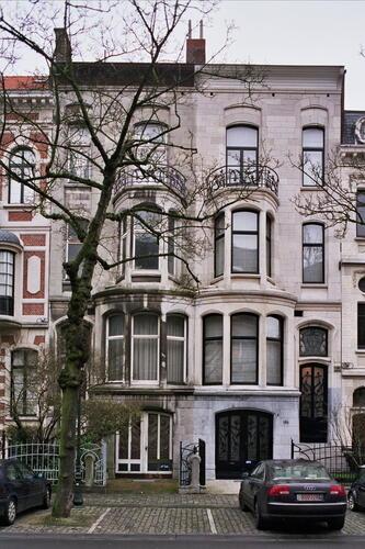 Avenue Molière 162, 164
