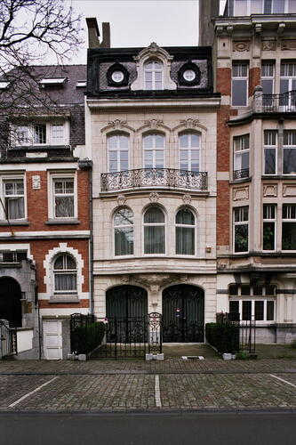 Avenue Molière 194, 2007