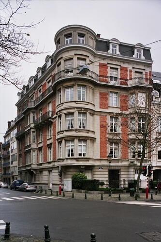 Avenue Molière 222, 2007