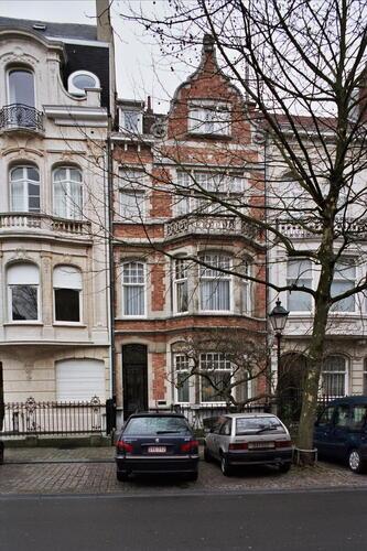 Avenue Molière 226, 2007