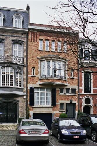 Avenue Molière 242, 2007