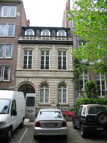 Avenue Molière 307, 2005