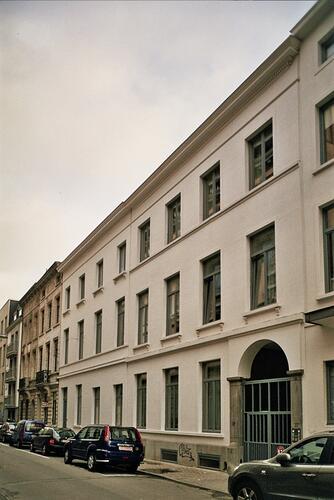 Rue de Naples 39, 2009