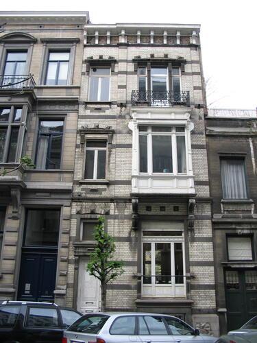 Rue Paul Émile Janson 9, 2006