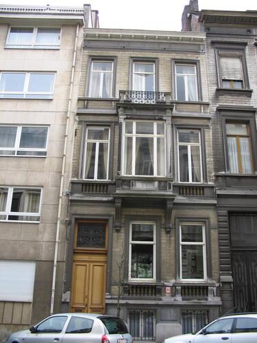Rue Paul Émile Janson 48, 2006