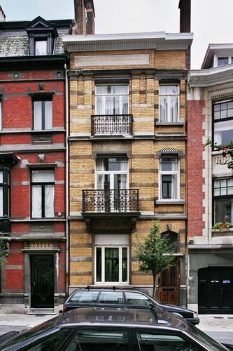 Rue Paul Lauters 37, 2005