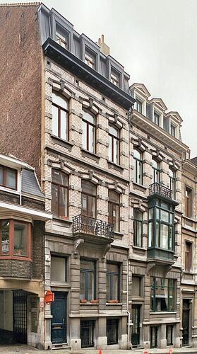 Rue Paul Spaak 10, 12, 2009