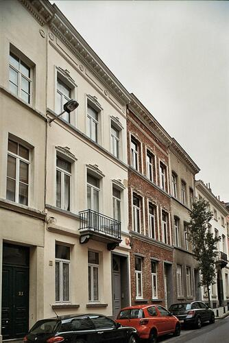 Rue du Président 19, 17 et 15, 2009