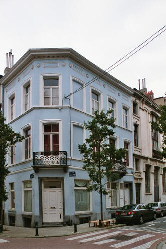 Rue du Président 31 – 19 rue Isidore Verheyden, rue Isidore Verheyden 17, 2009