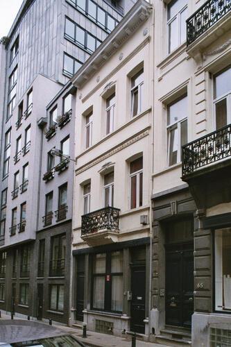 Rue du Président 67-69, 2009