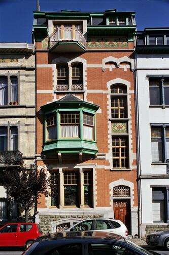 Maison personnelle et atelier du peintre G. Lemmers