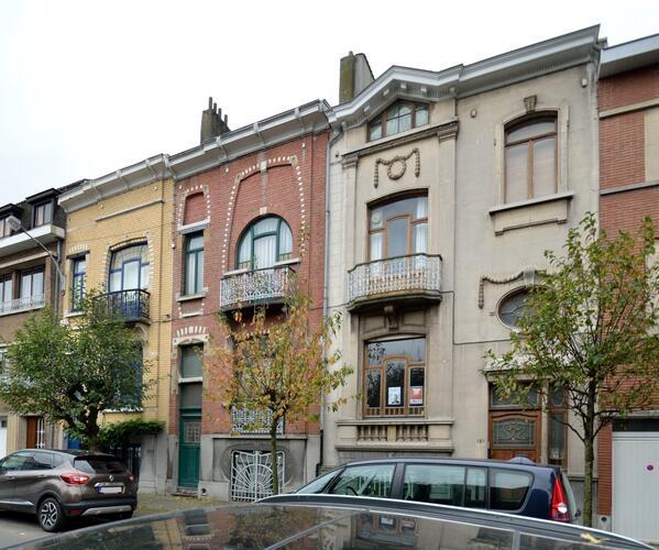 Rue du Relais 121 à 125, 2014