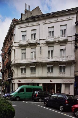 Rue Saint-Boniface 1-3-5, 2009
