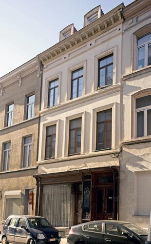 Rue Sans Souci 105, 2011
