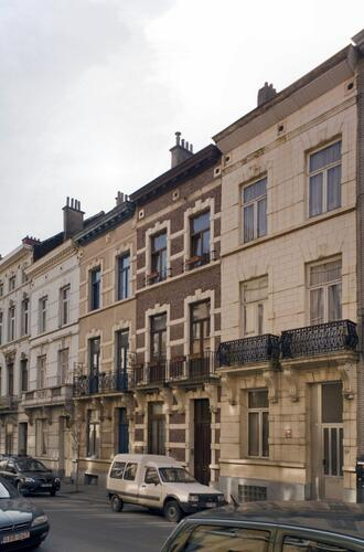 Rue Scarron 25 à 19, 2011