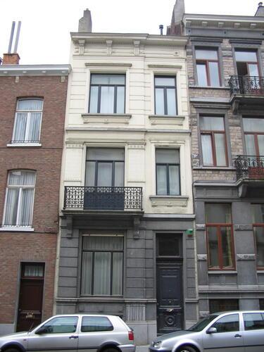Rue Simonis 37, 2005