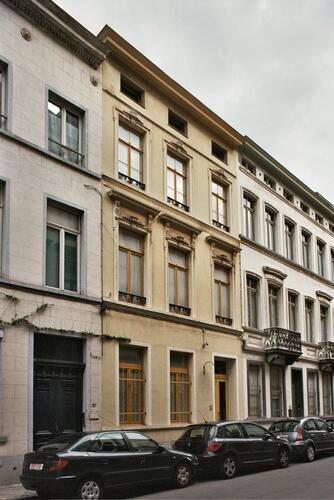 Rue Souveraine 35, 2009