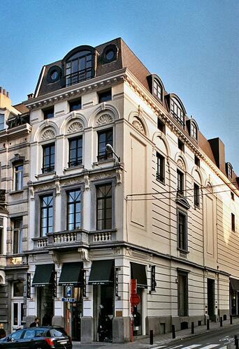 Place Stéphanie 12a Rue de Stassart 131