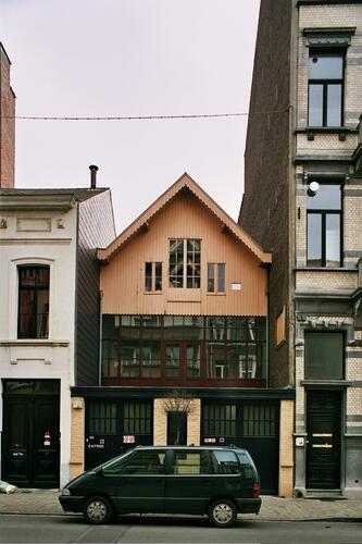 Rue Tenbosch 46